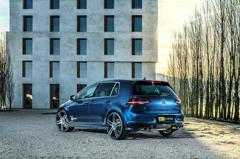 O.CT le enchufa 450 CV al Volkswagen Golf R: Ya no hay excusas para lamentarse por la pérdida del Golf R400... 3