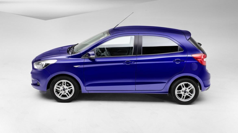 Oficial: nuevo Ford Ka+, el urbanita que llega a España para darlo todo 2