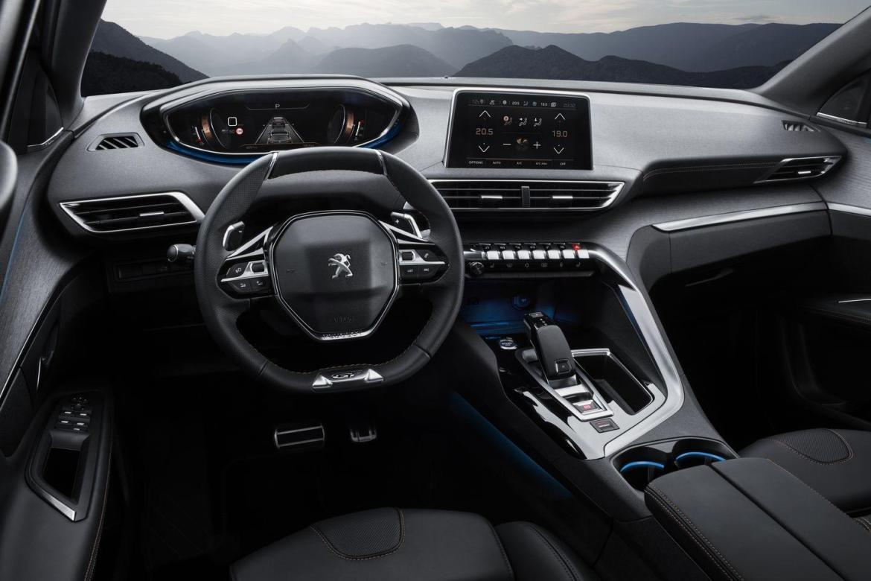 Peugeot 3008 GT: Un SUV diésel de 180 CV con tintes deportivos 8