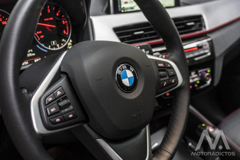 Prueba: BMW X1 25d xDrive (equipamiento, comportamiento, conclusión) 4
