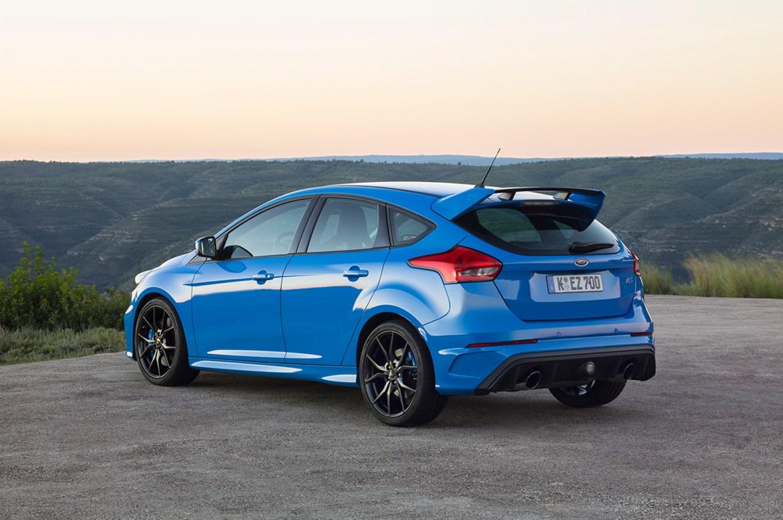 Y... ¿qué te parecería un Ford Focus RS500 más potente que el Focus RS? 2