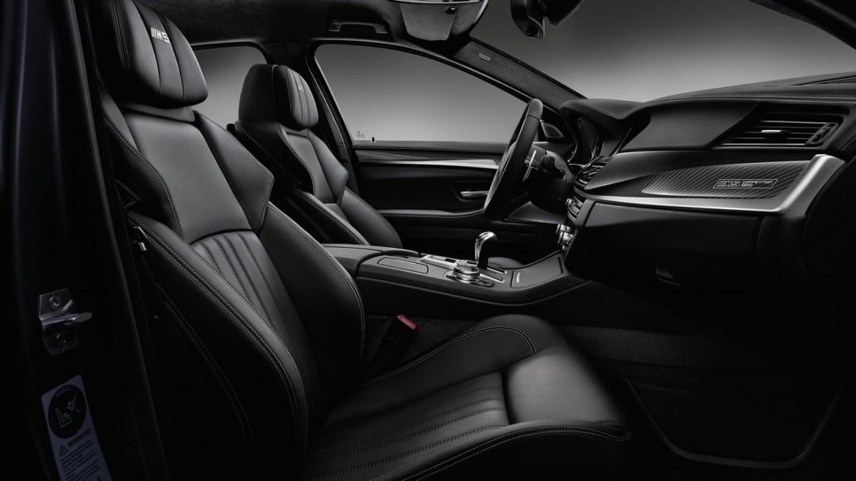 BMW M5 Competition Edition: solo 200 unidades y 600 caballos 3