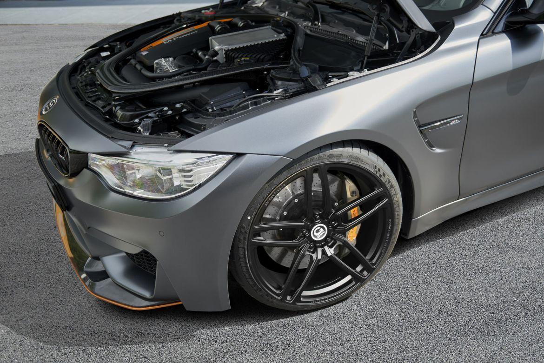 El BMW M4 GTS también tiene cabida en G-Power 2