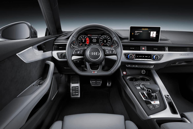 El nuevo Audi A5 y S5 Coupé llegan a España: Podrás optar a la gama desde 45.900 euros... 3