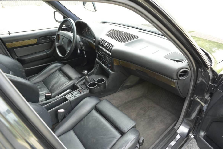 ¿Un BMW M5 E34 con el motor V12 de un BMW 850 CSi? Hoy te acercamos uno 3