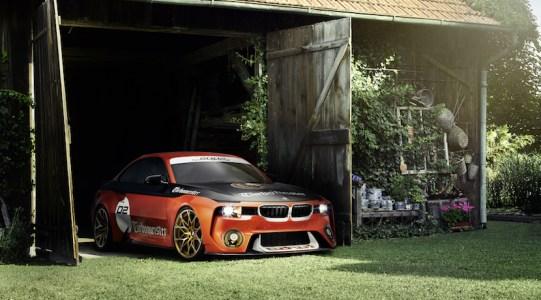 BMW 2002 Hommage Pebble Beach Concept: El prototipo da mucho de sí...