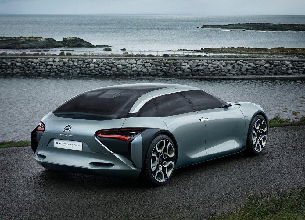 Citroën Cxperience Concept: La apuesta fuerte por el confort 7