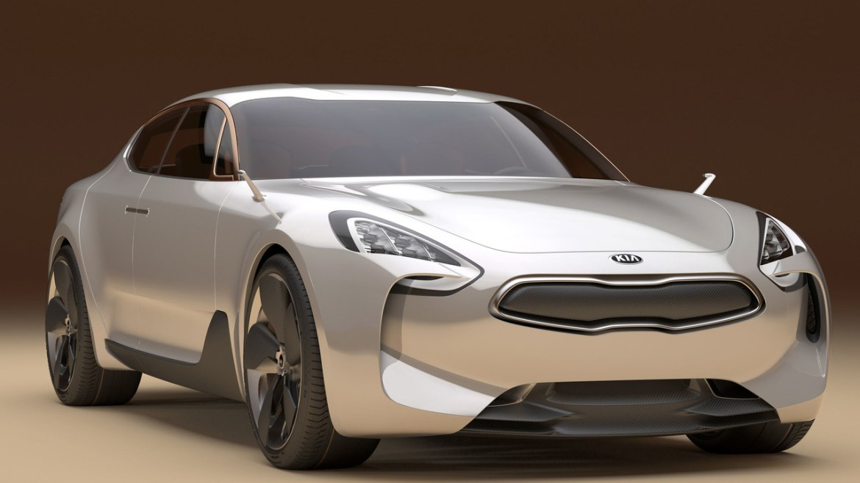 Kia lanzará una berlina premium del segmento F el próximo año 2