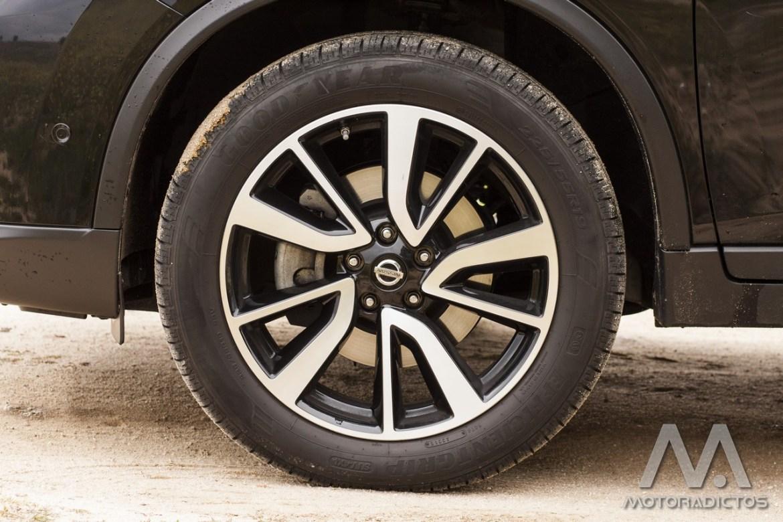 Prueba: Nissan X-Trail DIG-T 163 CV 4x2 Tekna (diseño, habitáculo, mecánica) 12