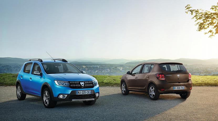 Dacia pone al día el Sandero y Logan: Ahora con caja EDC y un nuevo motor 7