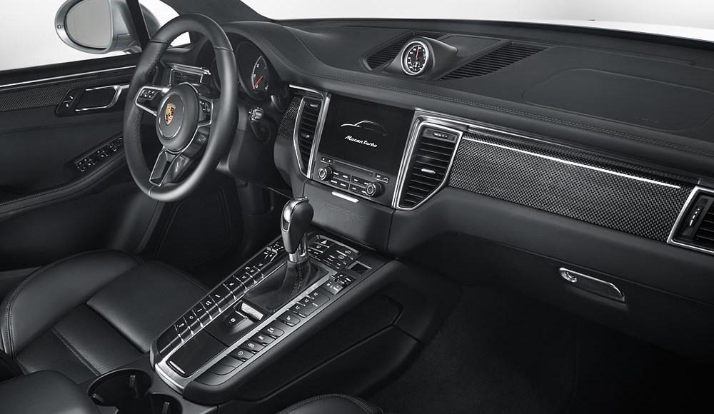 Porsche Macan Turbo Performance Package: 40 CV extra y mejor dinámica 1
