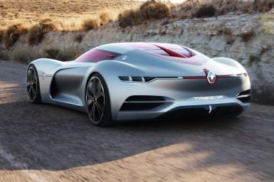 Renault Trezor Concept: Anticipando el aspecto de los futuros modelos de la marca