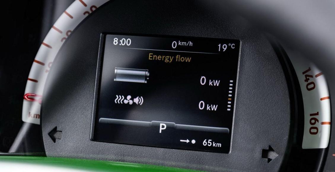 Smart Electric Drive 2017: La nueva gama eléctrica de Smart 15