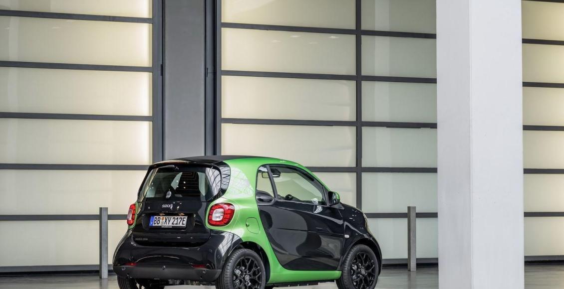Smart Electric Drive 2017: La nueva gama eléctrica de Smart 29