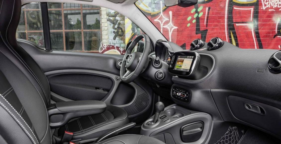 Smart Electric Drive 2017: La nueva gama eléctrica de Smart 31