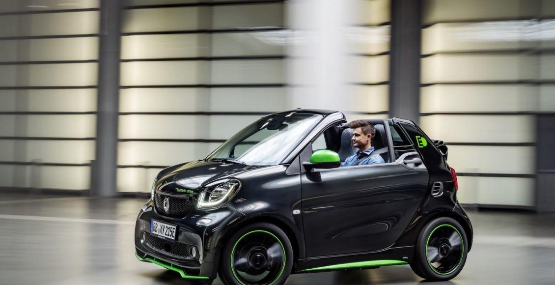 Smart Electric Drive 2017: La nueva gama eléctrica de Smart 33