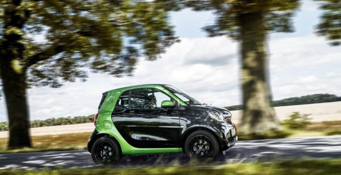 Smart Electric Drive 2017: La nueva gama eléctrica de Smart 40