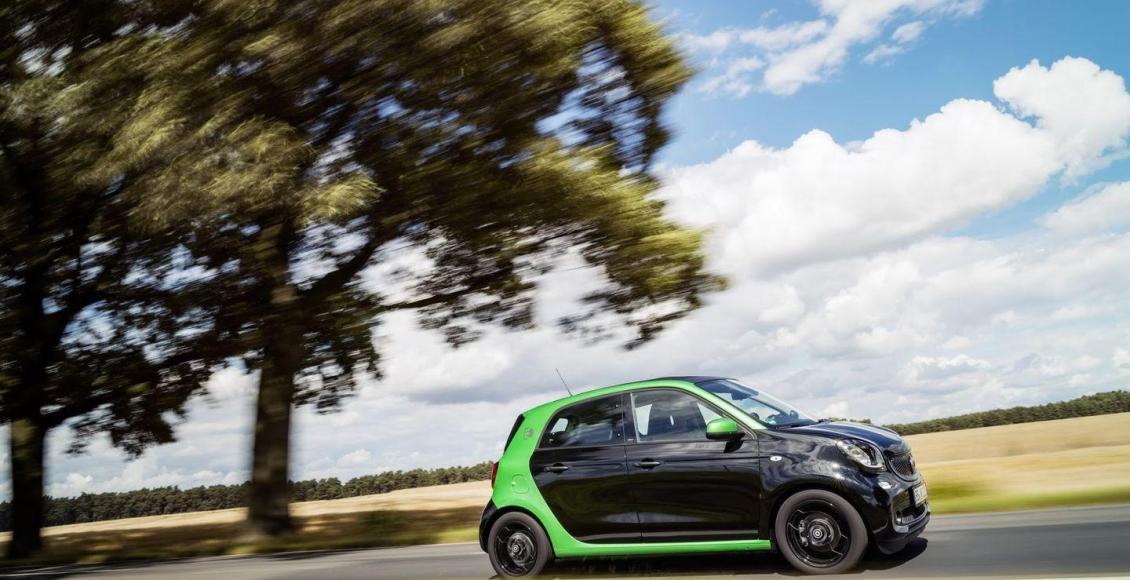 Smart Electric Drive 2017: La nueva gama eléctrica de Smart 66