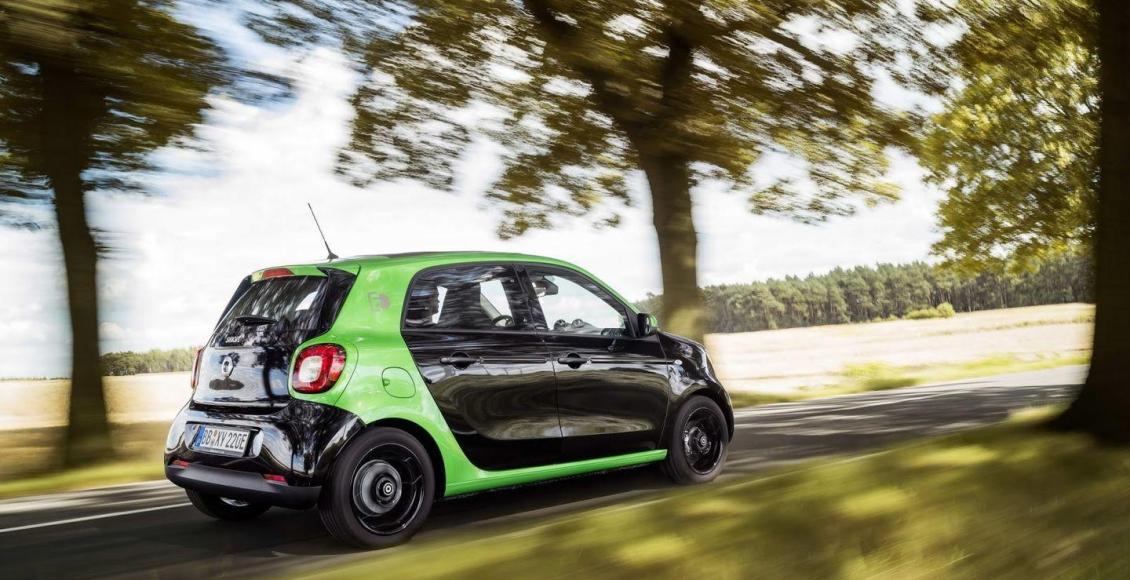 Smart Electric Drive 2017: La nueva gama eléctrica de Smart 70