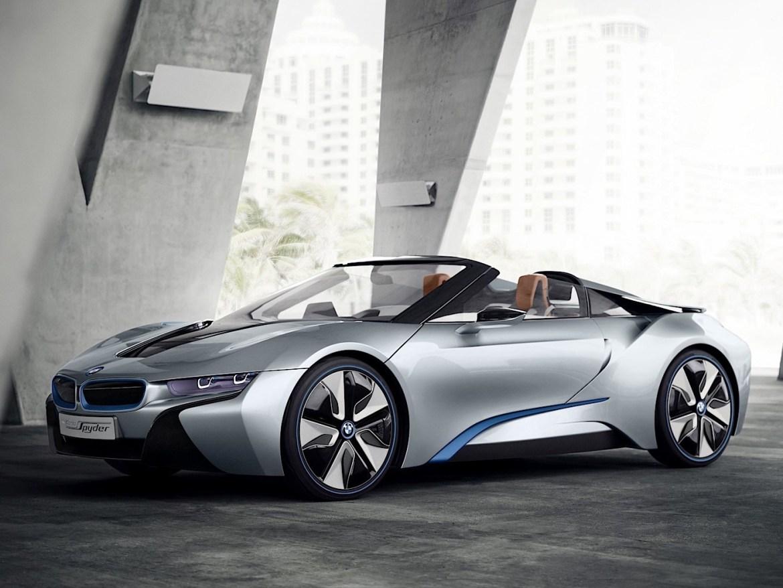 El BMW i8 Roadster llegará en 2018 2