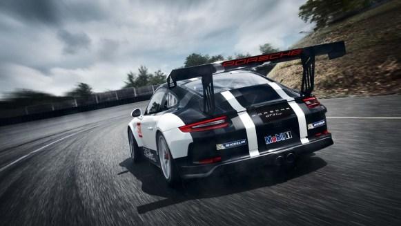 Porsche 911 GT3 Cup: Un carreras-cliente de manual