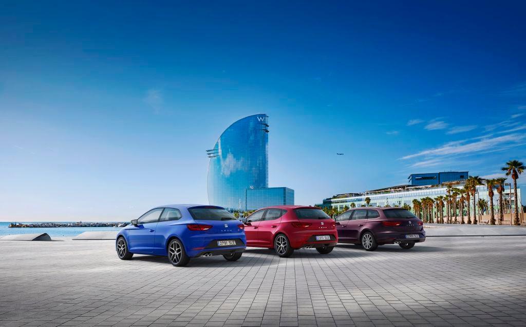 SEAT León 2017: Ahora con el 1.6 TDI de 115 CV y estética renovada 11