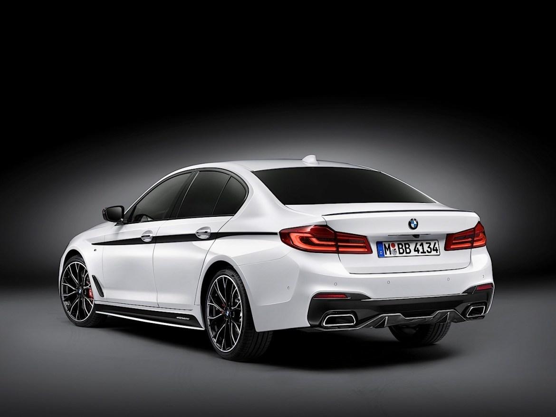 Añade picante a tu BMW Serie 5 de la mano de BMW M Performance 2