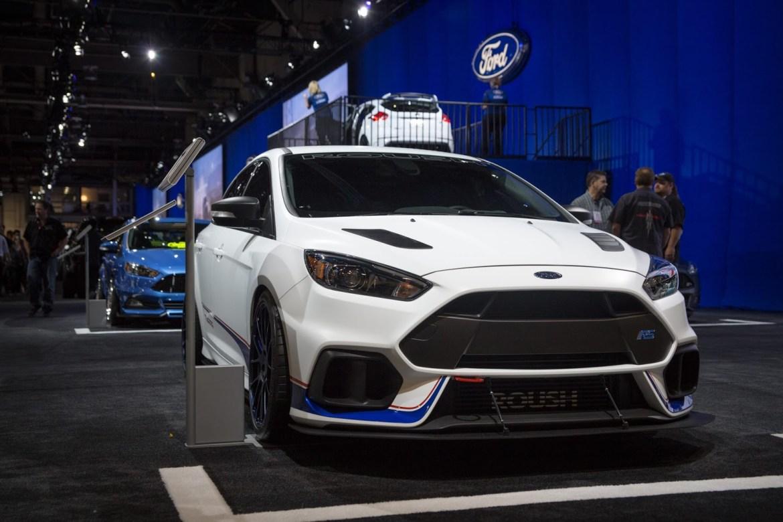 Ford Focus RS Roush Performance con 500 CV: Comienzan a llegar las preparaciones más extremas 3