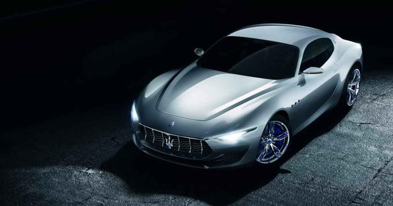 El primer Maserati híbrido llegará en 2019... y el eléctrico lo hará poco después