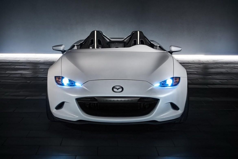 Mazda MX-5 Speedster Evo y RF Kuro: El atrevimiento nipón para el SEMA Show 3