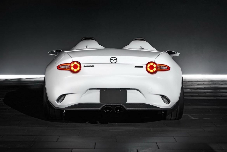 Mazda MX-5 Speedster Evo y RF Kuro: El atrevimiento nipón para el SEMA Show 4