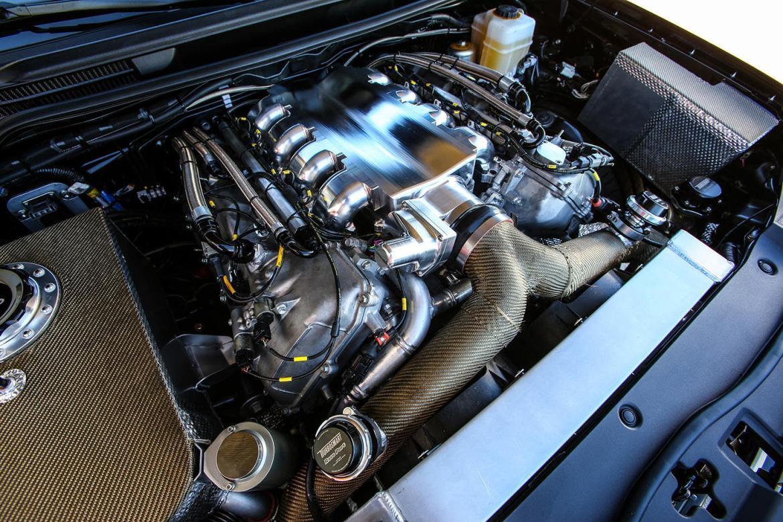 Toyota Land Speed Cruiser: Con su V8 de 5.7 litros alcanza 2.000 CV y 354 km/h 3