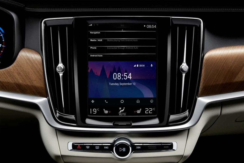 Volvo S90, V90 y XC90: Nuevo motor diésel D3 de 150 CV y más equipamiento tecnológico 2