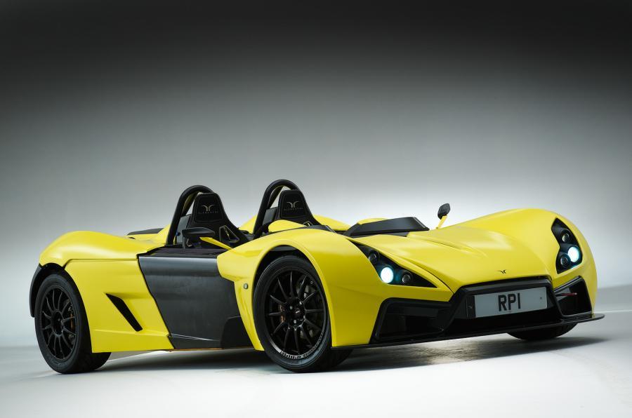 Elemental RP1: En mente, derrotar al Radical SR8LM en Nürburgring y su vuelta rápida