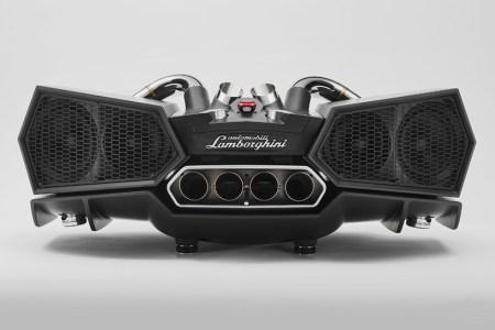 EsaVox: El altavoz de Lamborghini que cuesta 19.000 euros