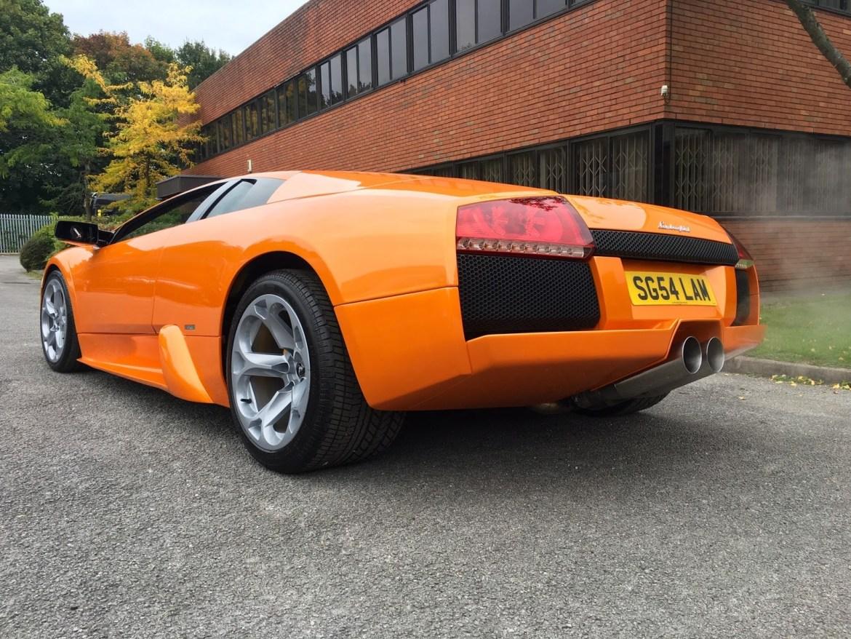 ¿Estamos ante el Lamborghini Murcielago con más kilómetros del mundo? Casi 500.000... 3