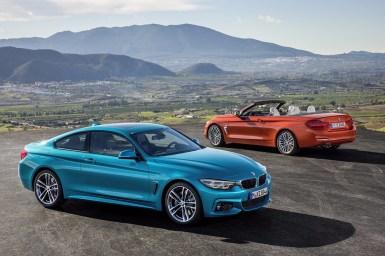 BMW Serie 4 2017: Paso por el quirófano para mejorar estética y mecánicamente