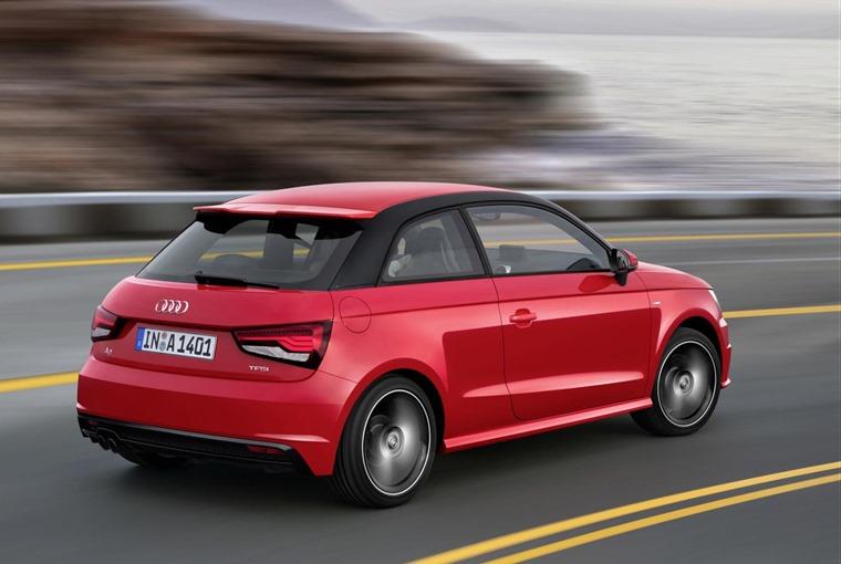 El nuevo Audi A1 será más ancho, largo y ligero