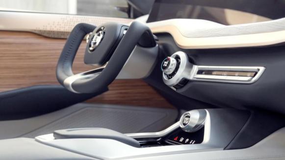 Nissan Vmotion 2.0 Concept: Así ve Nissan los sedanes del futuro