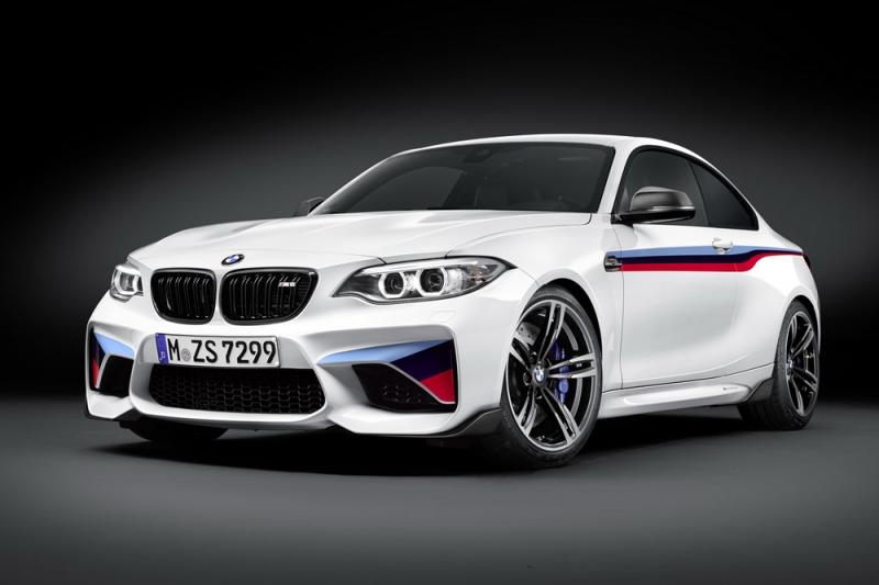 La gama CSL llegará a los actuales M2 y M4 Coupé de BMW