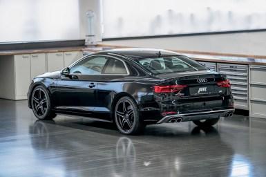 El Audi S5 de ABT te hará enamorarte aún más de él: ¡Además de aumentar su potencia hasta los 425 CV!