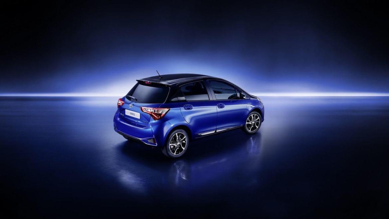 Toyota presenta el Yaris 2017: ¡Con 900 componentes nuevos!