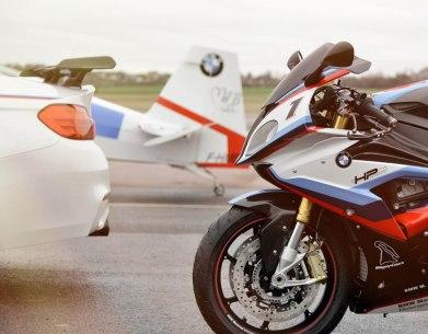 BMW M4 Magny-Cours Edition: Cuesta 180.000, pero viene acompañado de una BMW S1000RR