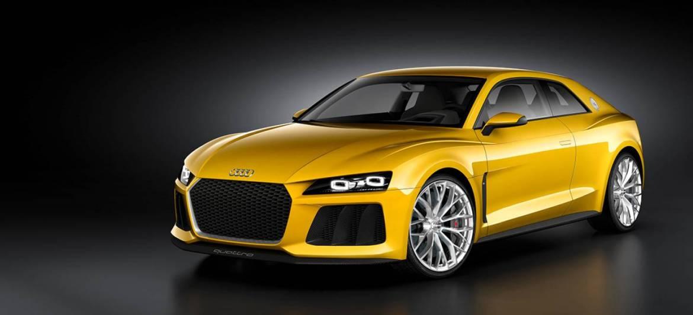 El Audi Sport Quattro podría volver: en Audi lo están pensando