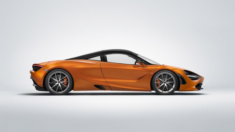 McLaren apostará por la tracción total en los nuevos modelos