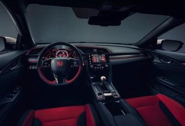 ¡Oficial! El nuevo Honda Civic Type R llega con un motor 2.0 VTEC Turbo y 320 CV