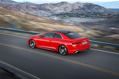 Oficial: nuevo Audi RS5, seis cilindros y 450 caballos