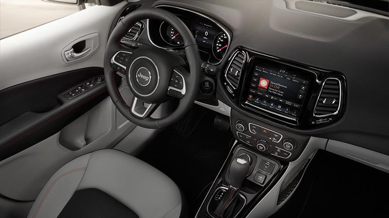 Ya a la venta el Jeep Compass: A caballo entre el Renegade y el Cherokee