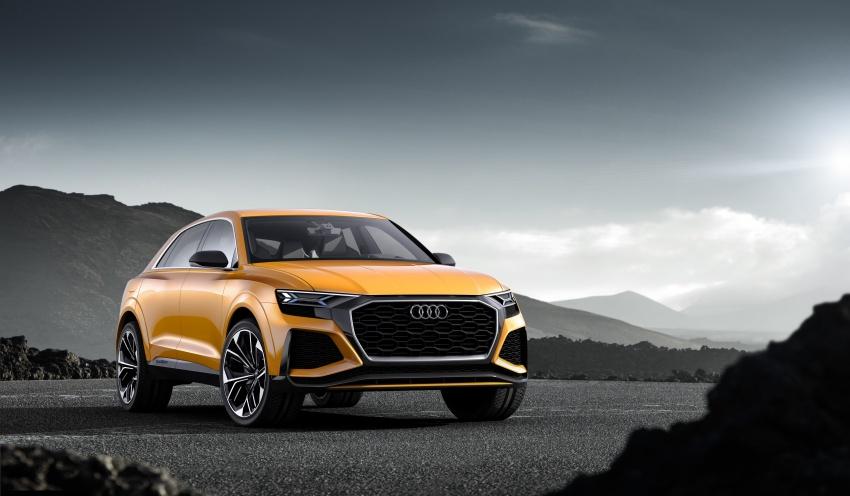 Audi lo confirma: veremos nuevos SUVs y crossovers con sello RS, y será en muy poco tiempo