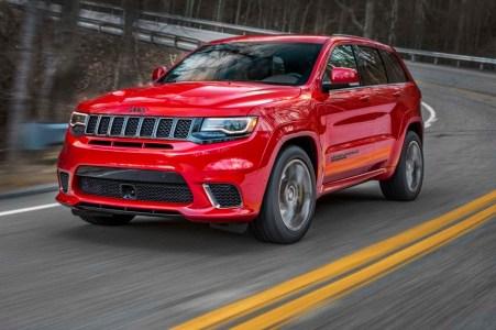 Conoce al SUV más potente del mundo: Jeep Grand Cherokee Trackhawk, la bestia de 717 CV